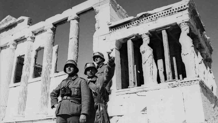 Zweiter Weltkrieg: Athen unterm Hakenkreuz