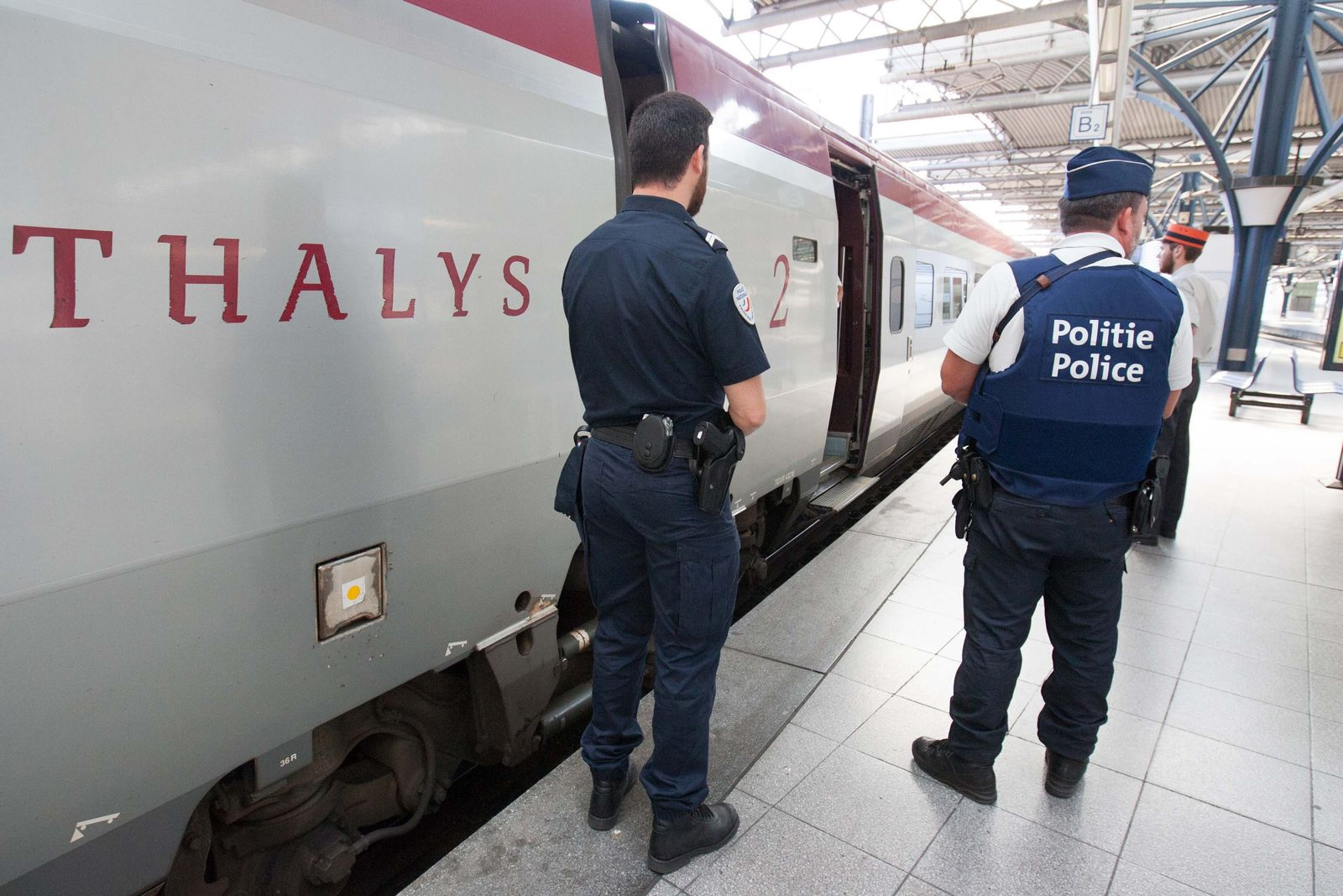 Thalys/ Verhinderter Anschlag