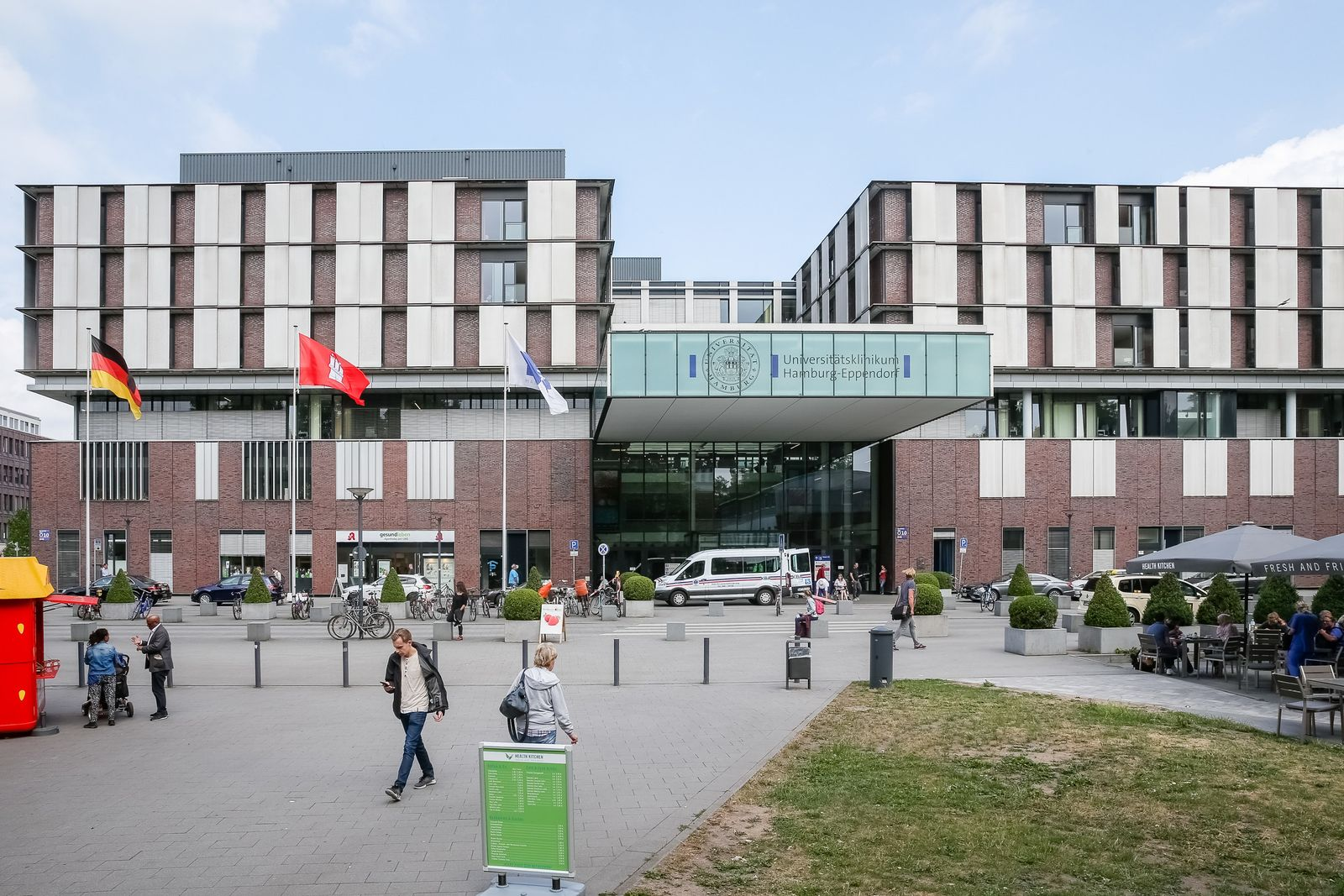 Universitätskrankenhaus Eppendorf