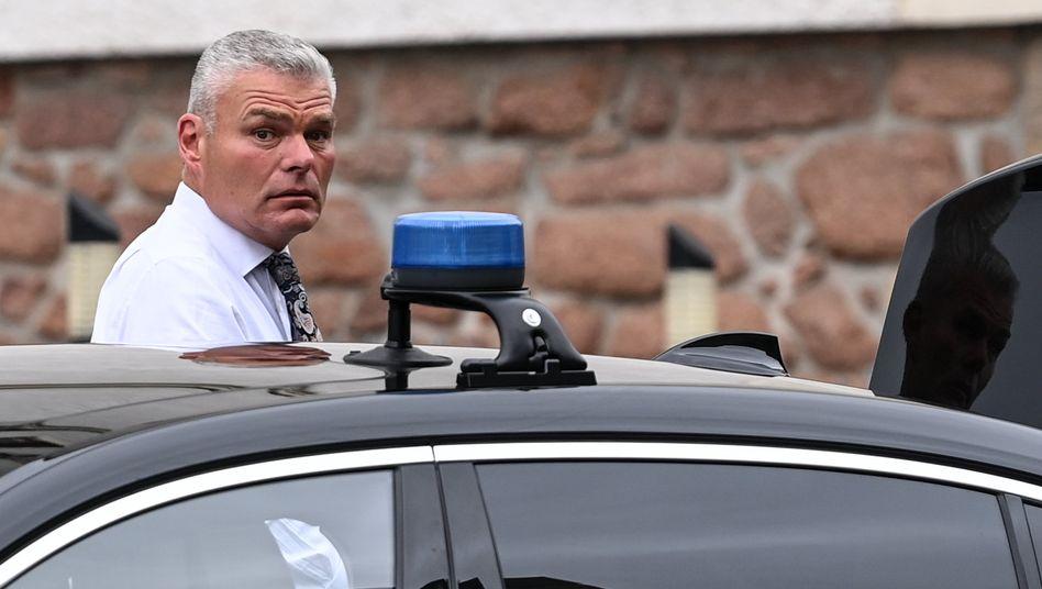 """Landesinnenminister Holger Stahlknecht: """"Ich bin zutiefst betroffen und erschüttert, dass meine Äußerungen offensichtlich für ein Missverständnis gesorgt haben."""""""