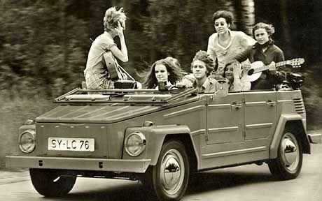 VW Kübelwagen: Gefährte der Hippie-Generation