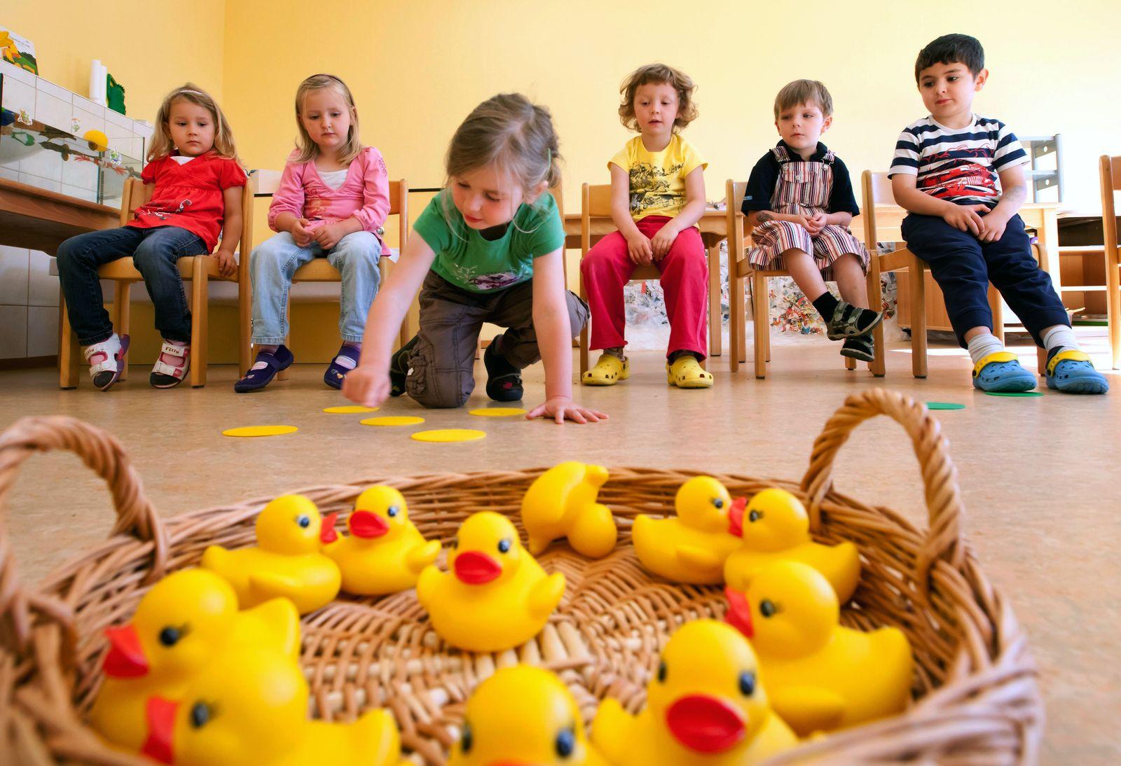 Kindertagesstätte / Kinderbetreuung
