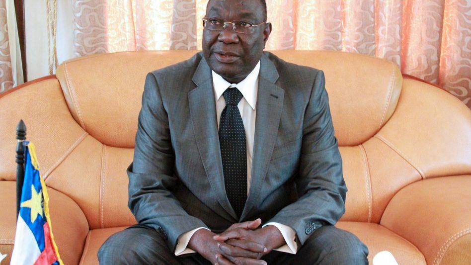 Michel Djotodia: Rücktritt nach einem Jahr als Übergangspräsident