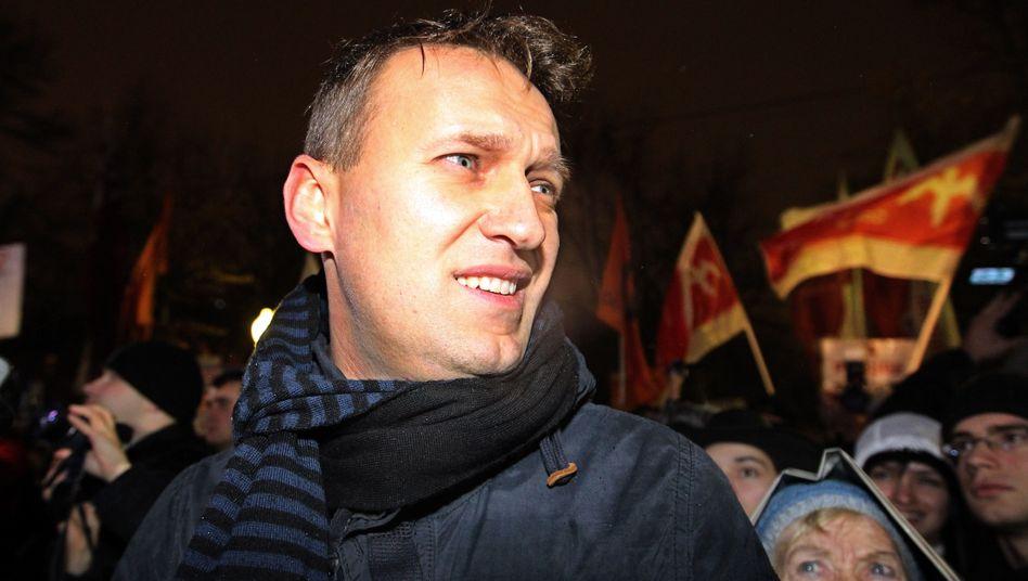 Alexej Nawalny: Angeblich Firma um etwa 1,3 Millionen Euro betrogen