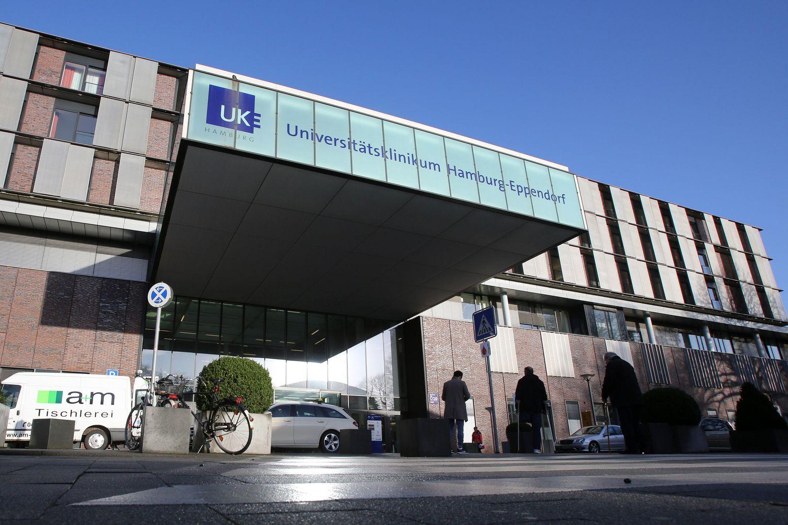 UKE behandelt zwei Corona-Patientinnen aus Frankreich