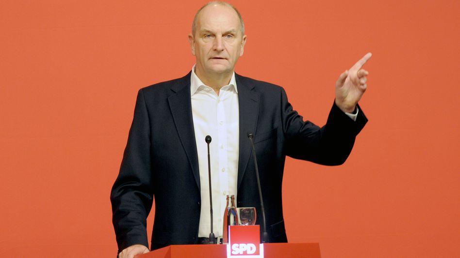 Brandenburgs Ministerpräsident Woidke: Schuldenfonds soll Länder entlasten