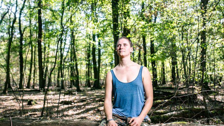 Porträts Hambacher Forst