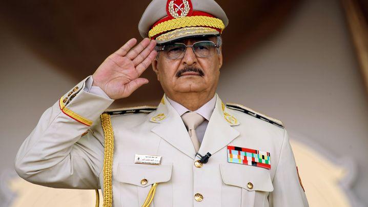 Haftars Offensive in Libyen: Sturm auf Tripolis