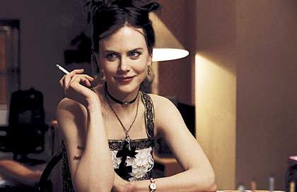 Nicole Kidman als Nadja: Die Traumbraut entpuppt sich als potemkinsches Dorf