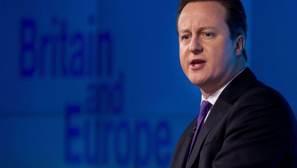 EU-Referendum: Deutsche Wirtschaft reagiert gelassen auf Cameron-Vorstoß