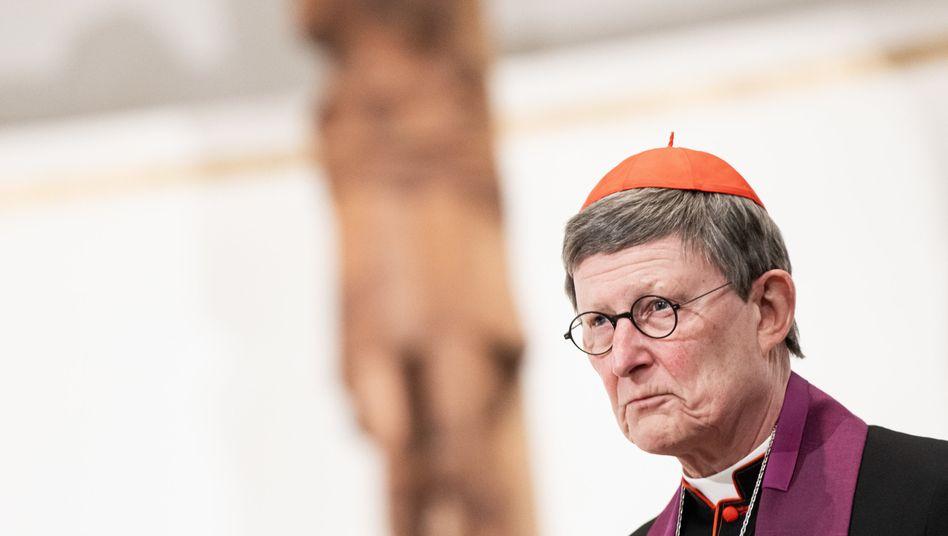Kardinal Woelki (Archivbild)