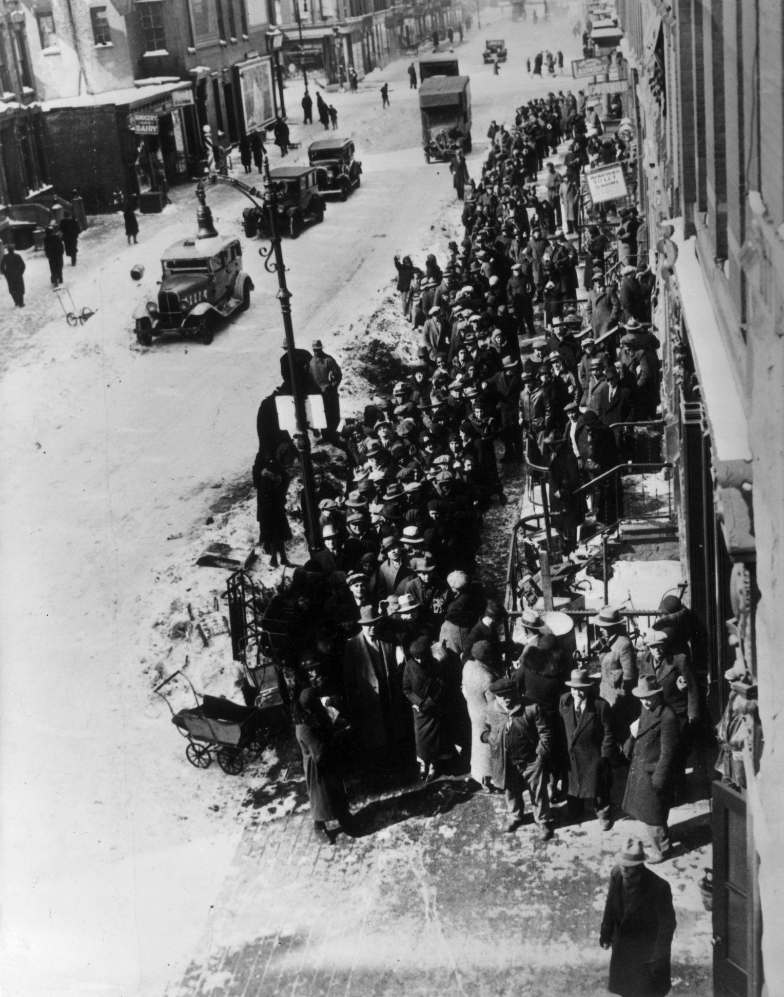 Börsencrash 1929 - DER SPIEGEL