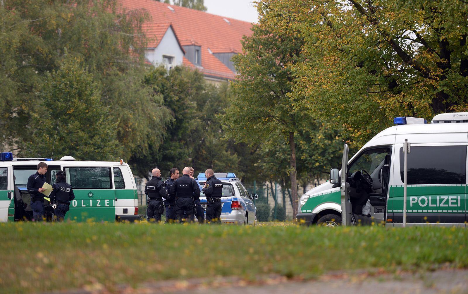 Chemnitz/ Verletzte in Asylbewerberheim
