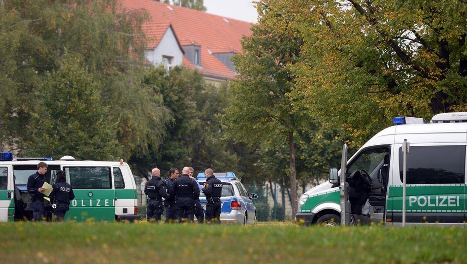 Chemnitzer Asylbewerberheim: 21 Verletzte