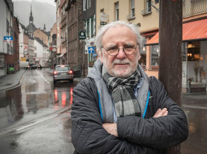 Traben-Trabach Mayor Patrice-Christian-Roger Langer
