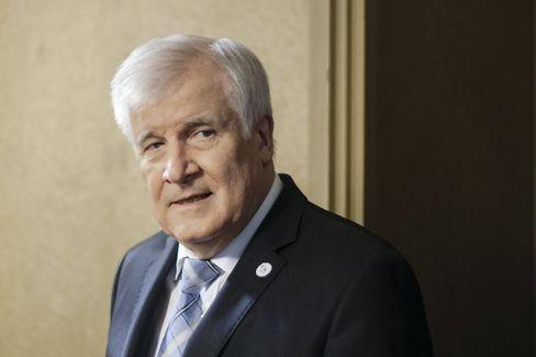Innenminister Seehofer