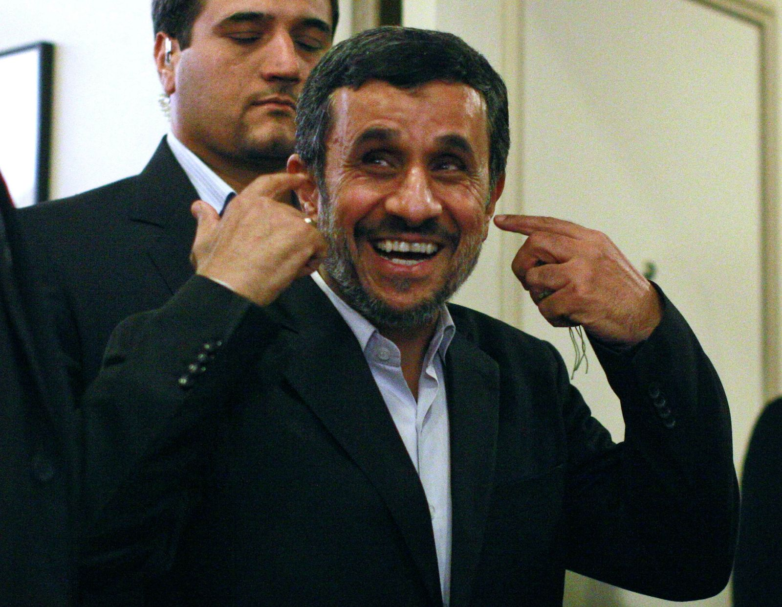 Iran/Ahmadinedschad