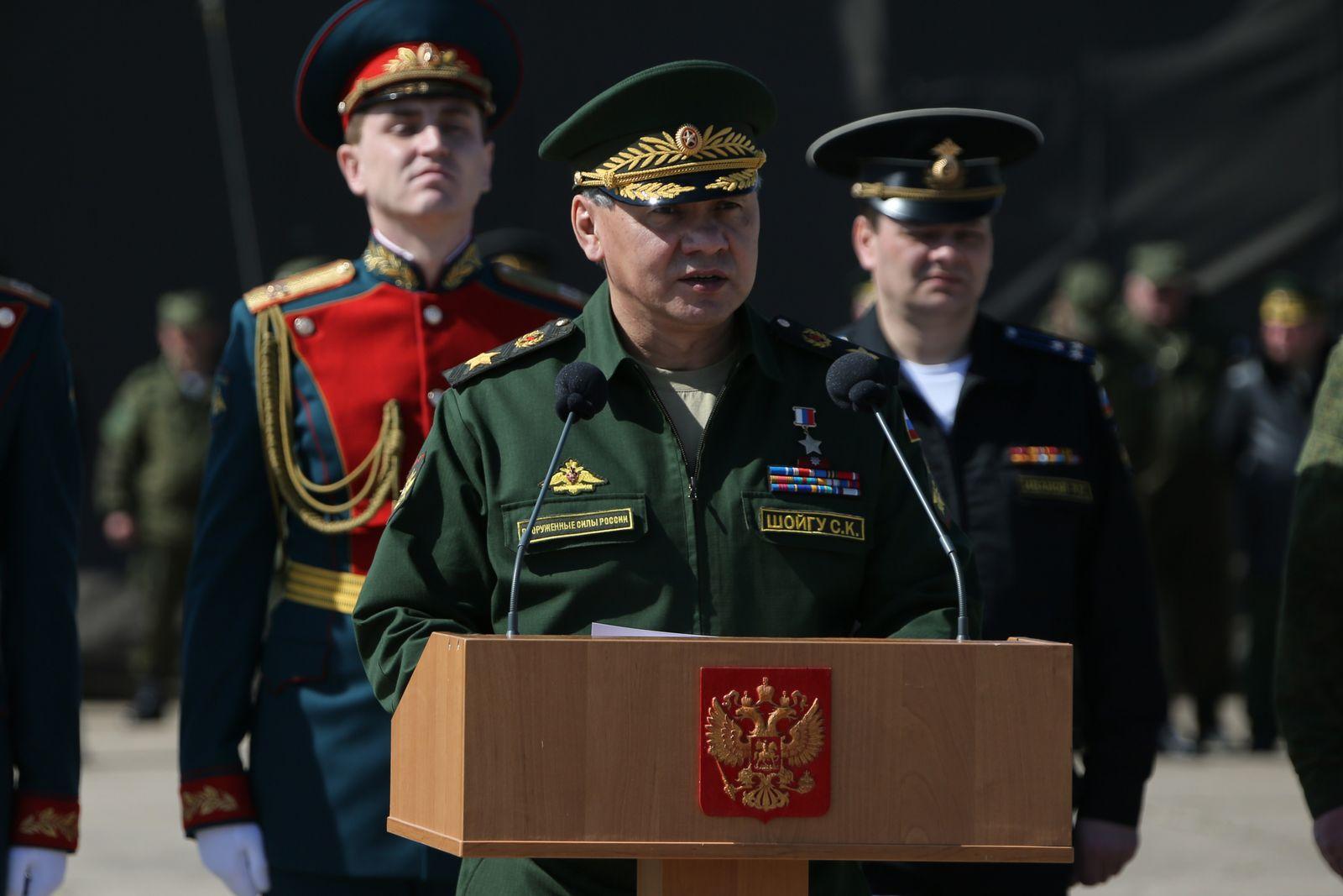 Sergej Schoigu