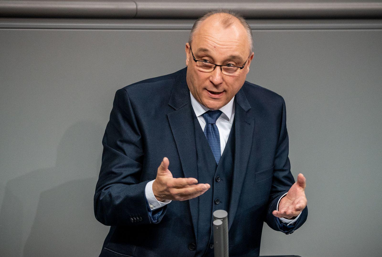 Verfassungsschutz stuft Jens Maier als rechtsextrem ein