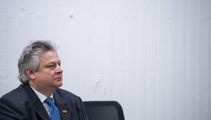 Thomas Seitz sitzt für die AfD im Bundestag