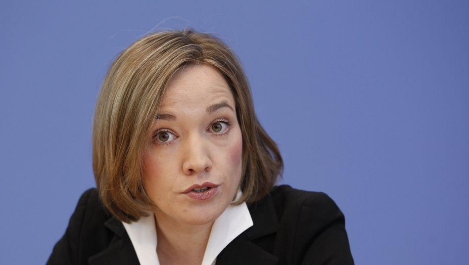 Familienministerin Schröder: Sanktionen gegen Quotenbremser geplant