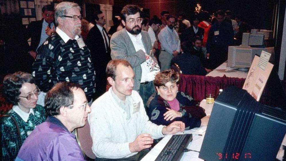 25 Jahre WWW: Wie das WWW erfunden wurde