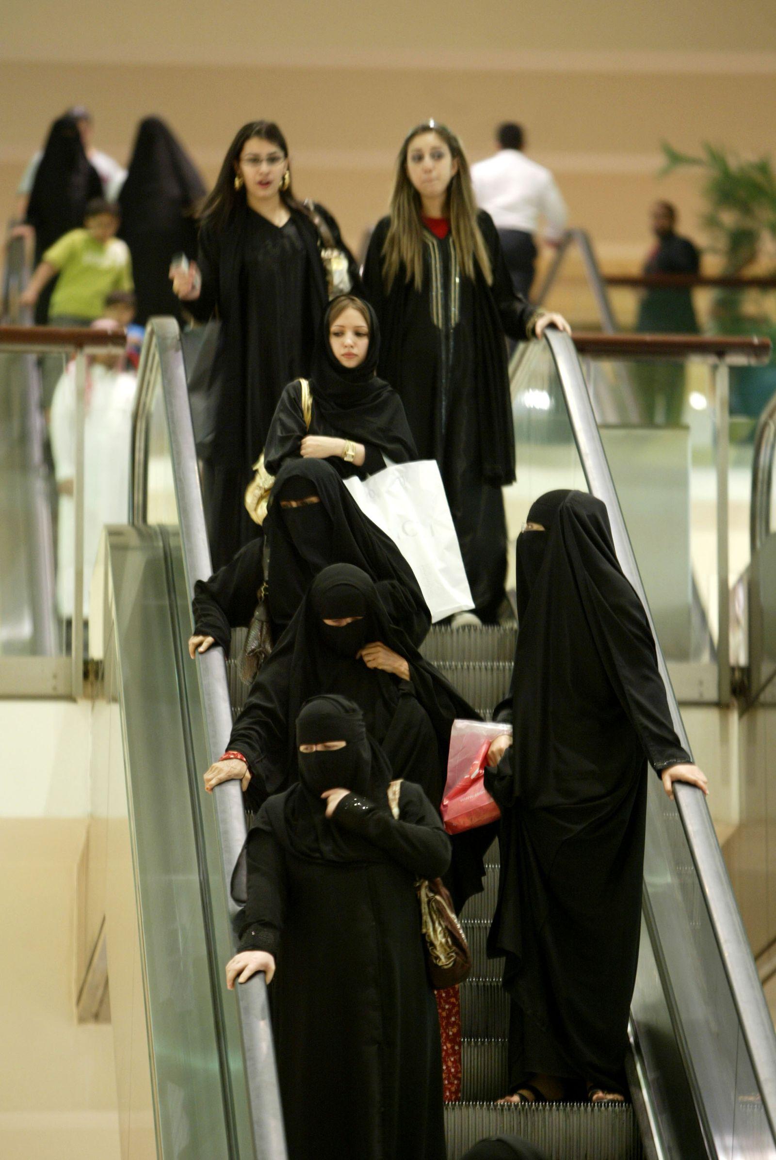 Saudi-Arabien / Frauen / Riad