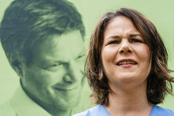 Grünenkandidatin Baerbock
