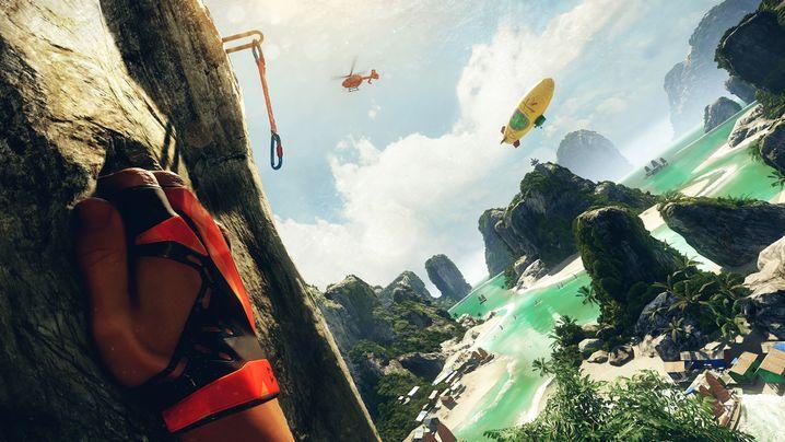 """Crytek-Spiel """"The Climb"""""""