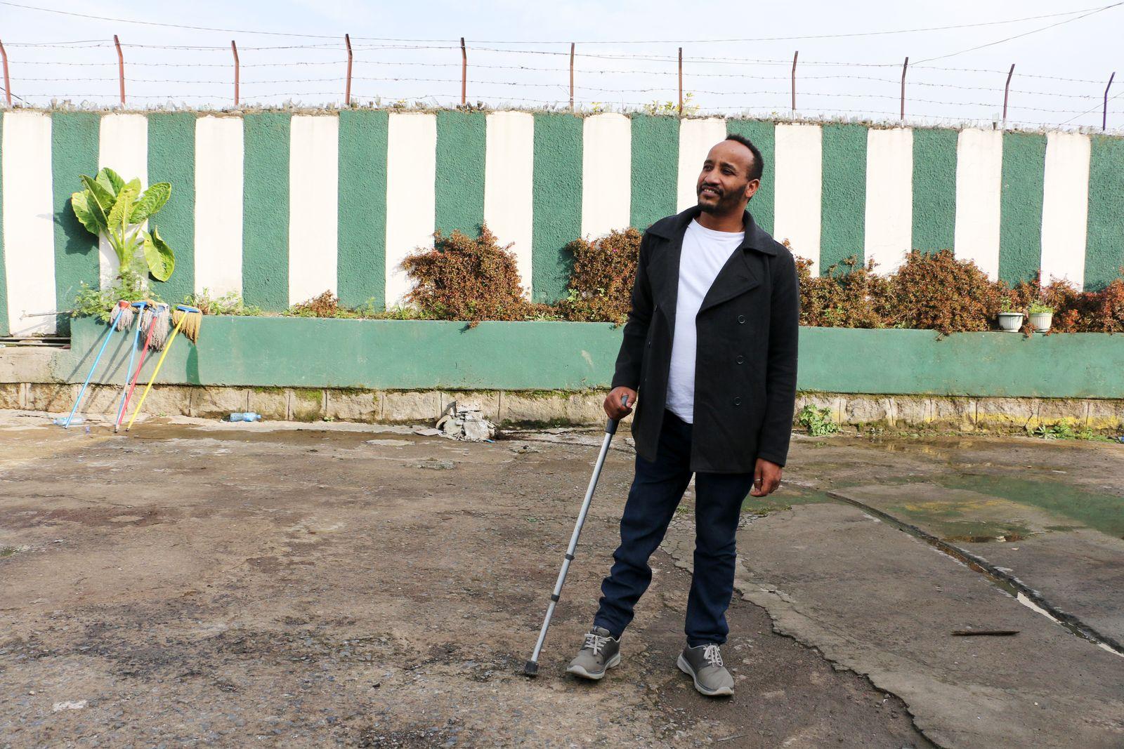 Behinderung Äthiopien