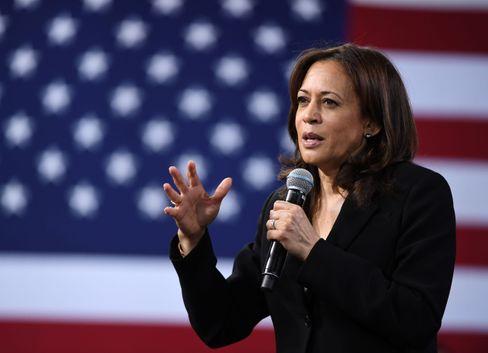 Kamala Harris könnte Vizepräsidentin der USA werden. Sollte Joe Biden schwer krank werden, würde sie einspringen.