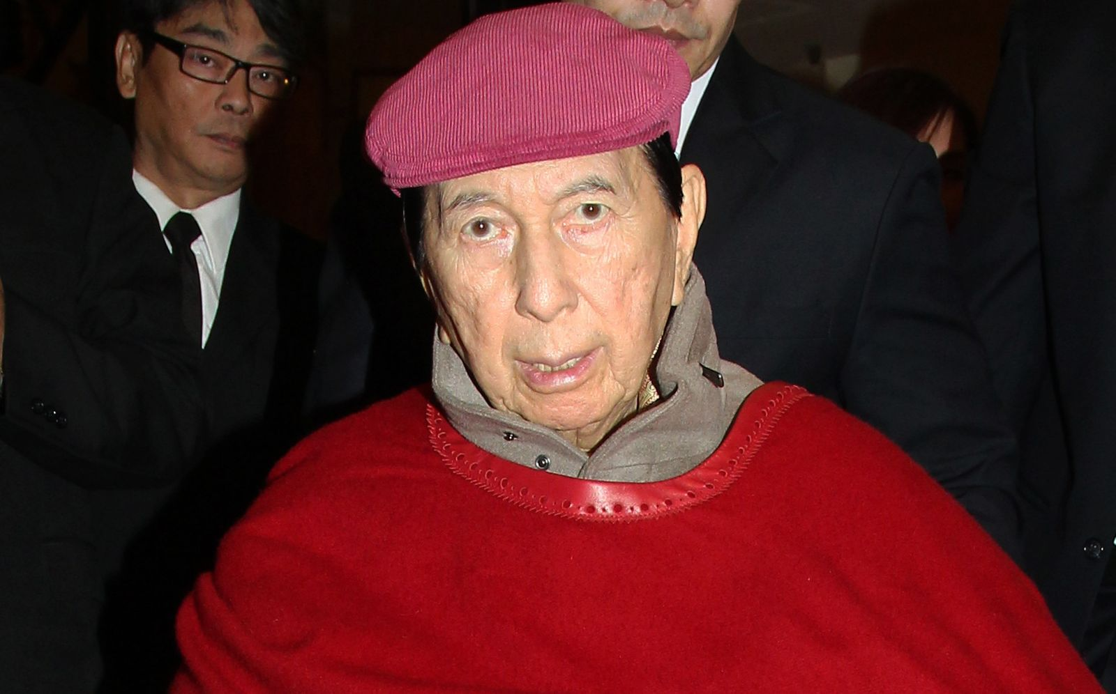 Ina Iun Chan celebrates Stanley Ho`s 92th birthday