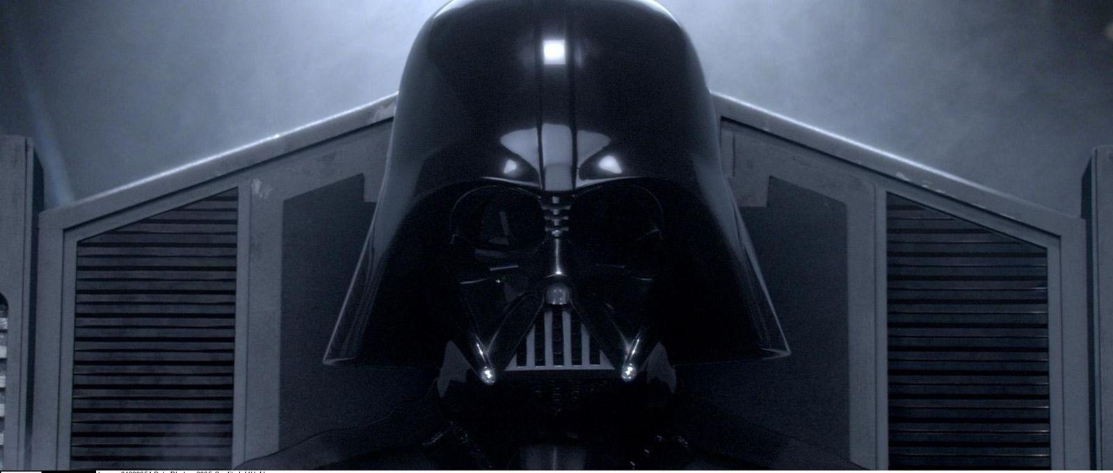 EINMALIGE VERWENDUNG Darth Vader