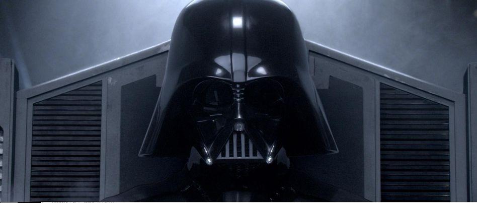 """""""Star Wars""""-Figur Darth Vader: Vom größten Bösewicht der Filmgeschichte zur Witzfigur"""