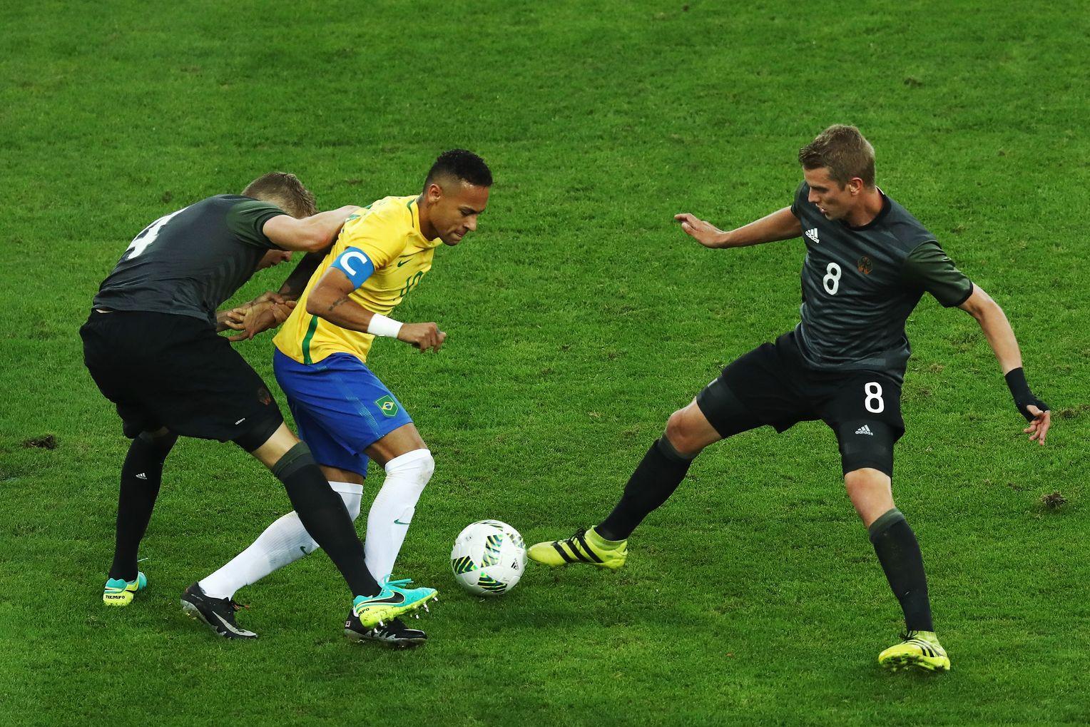 Olympia Fußball Männer
