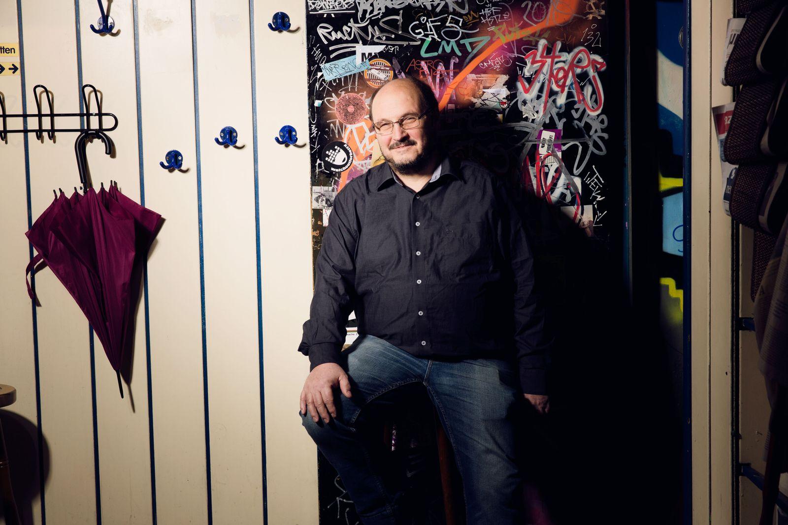 EINMALIGE VERWENDUNG NUR FÜR SPIEGEL Plus SPIEGEL 3/2018 Frankfurt / Lothar Reininger