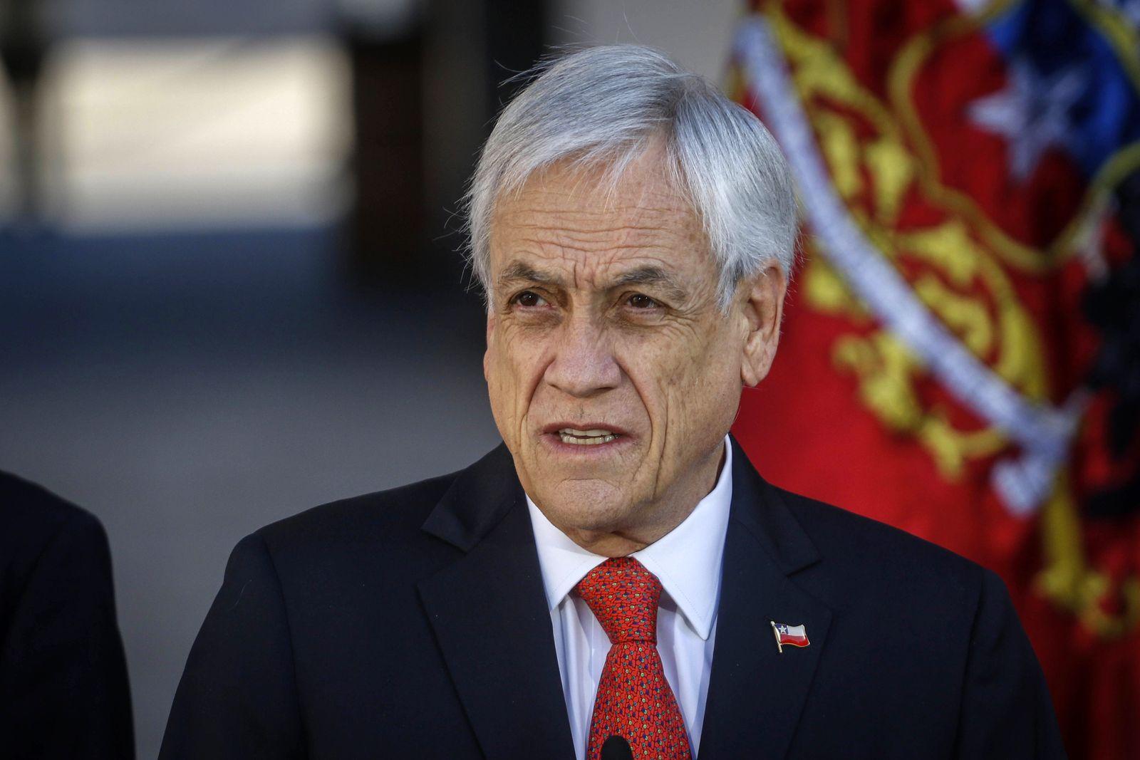 Chiles Präsident Piñera sieht Gesundheitssystem «sehr nah am Limi