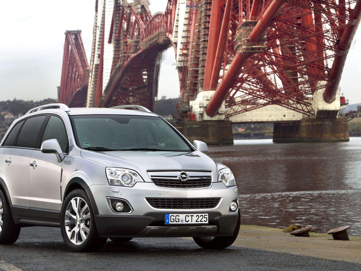 2020 Opel Antara Performance and New Engine