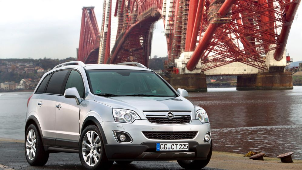 Opel Antara & Chevrolet Captiva: Das Doppel fürs Grobe