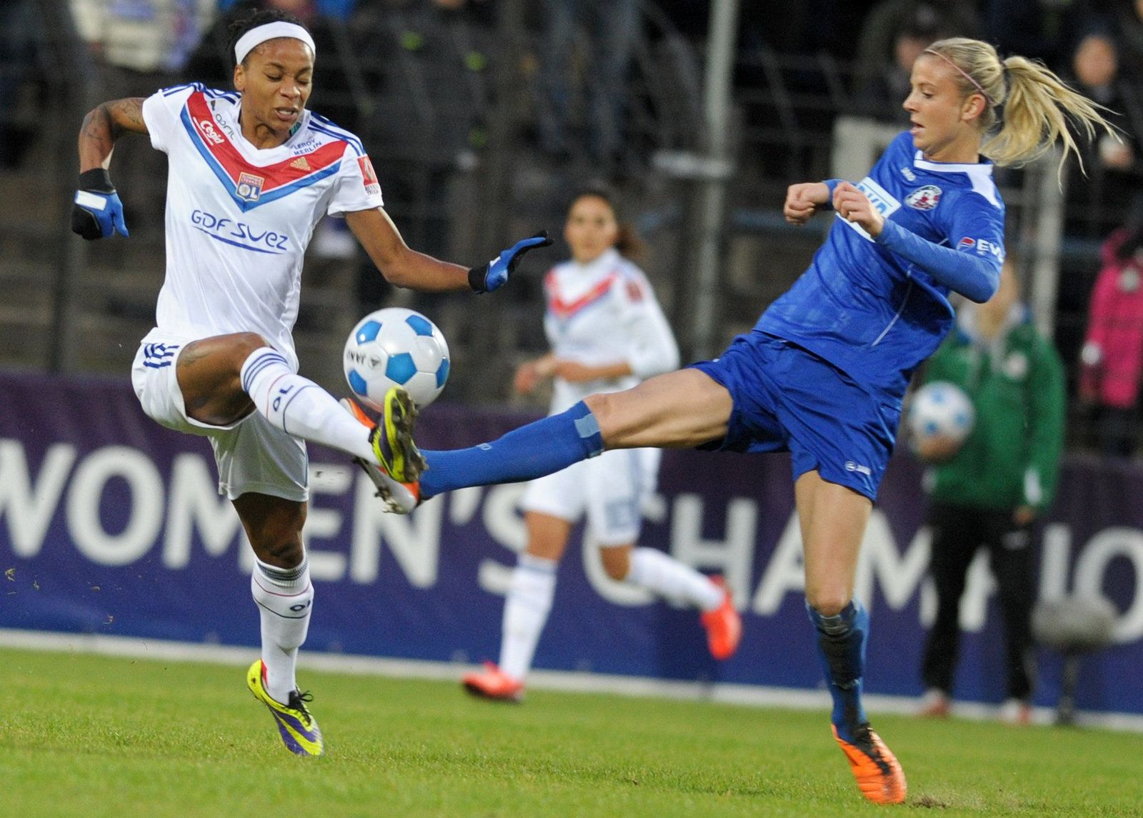 1. FFC Turbine Potsdam - Olympique Lyon
