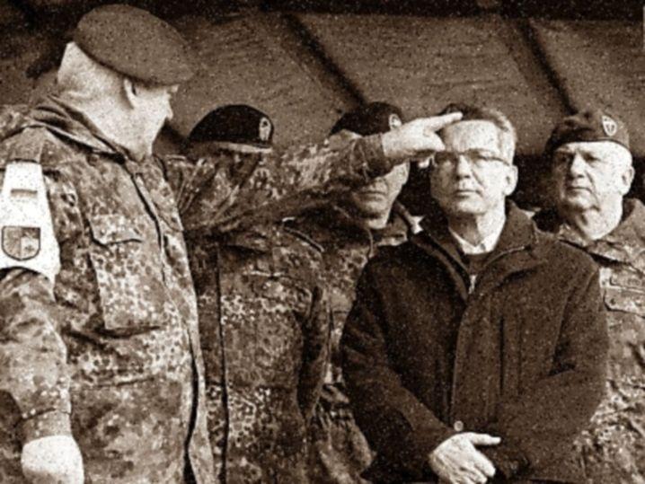 Bewiesen: WK I-Veteranen erinnerten sich stets in schwarz-weiß oder sepia