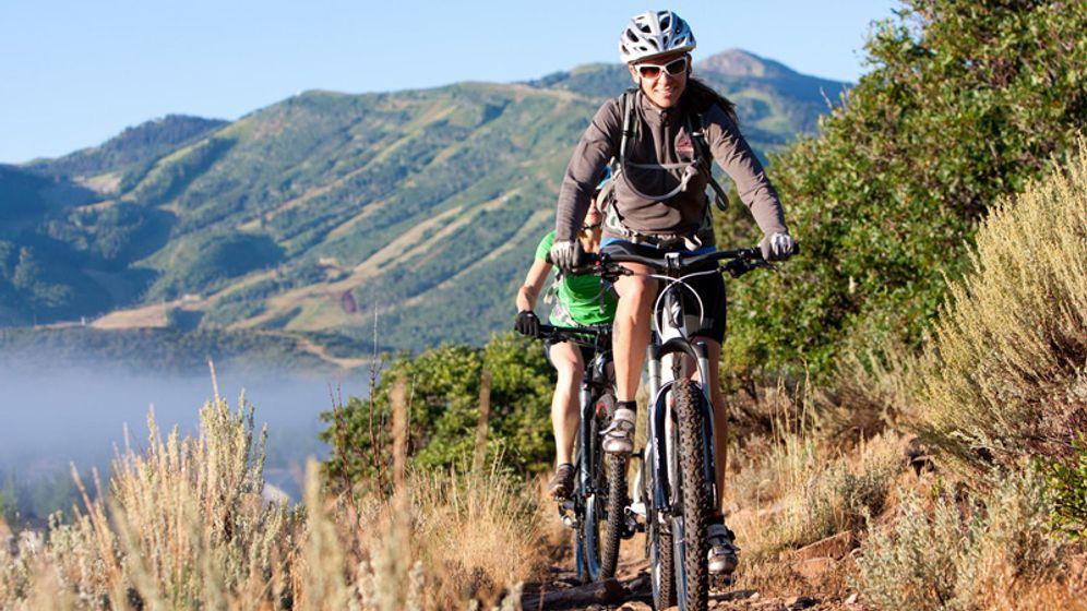 """Mit dem Bike in den Rocky Mountains: """"Und dann geht es nur noch bergab"""""""