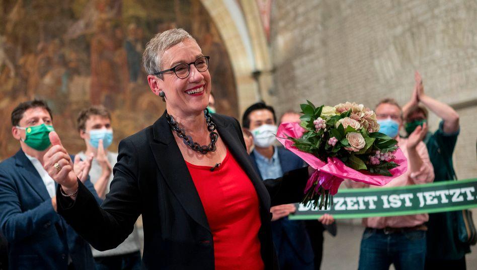 Sibylle Keupen ist neue Oberbürgermeisterin Aachens