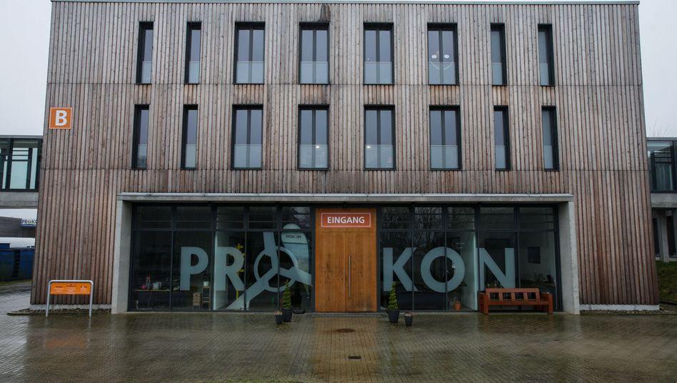 "Prokon-Zentrale in Itzehoe: ""Unzufriedene und griesgrämige Menschen"""