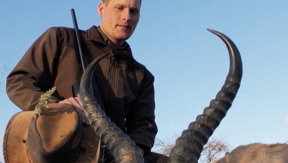 Safariteilnehmer Stübig: »Dankbar, dass ich das erleben darf«
