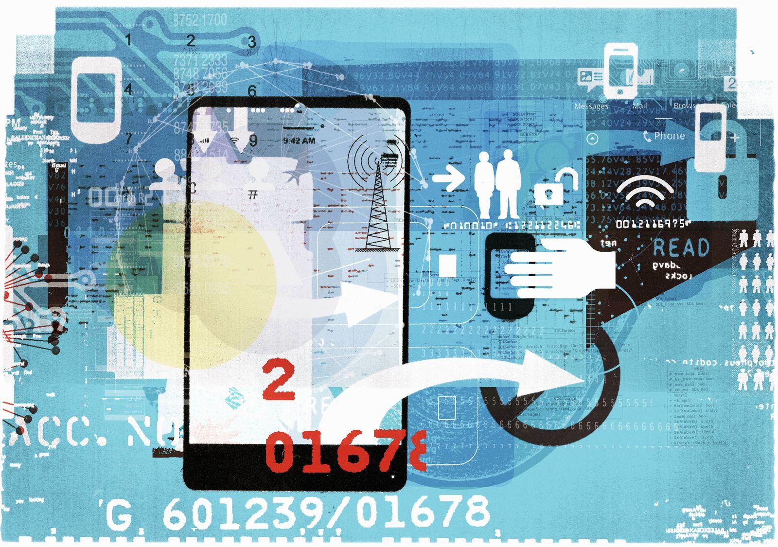 EINMALIGE VERWENDUNG BSI/ Internet/ Sicherheit