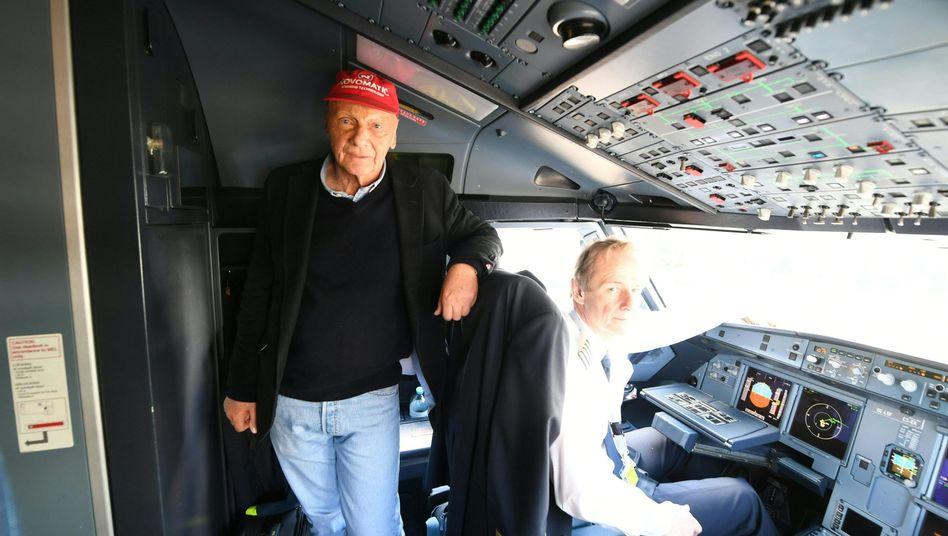 Luftfahrtunternehmer Lauda: Gradlinig und kompromisslos