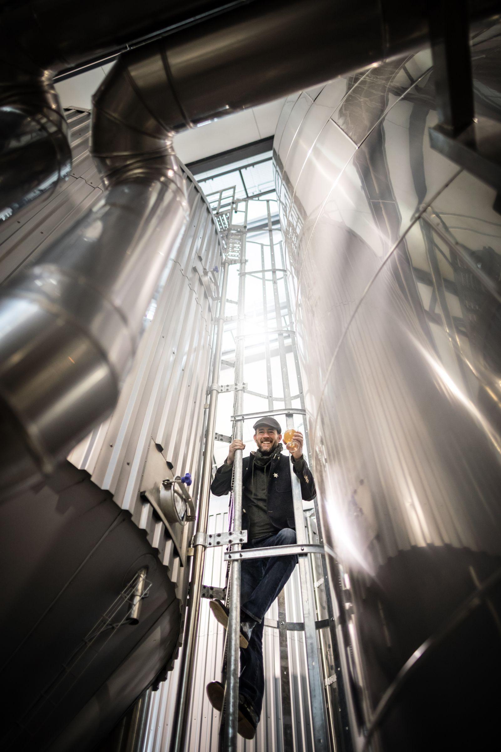 EINMALIGE VERWENDUNG STARTBILD SPIEGEL Plus SPIEGEL 03/2017 S.72 Craft Beer