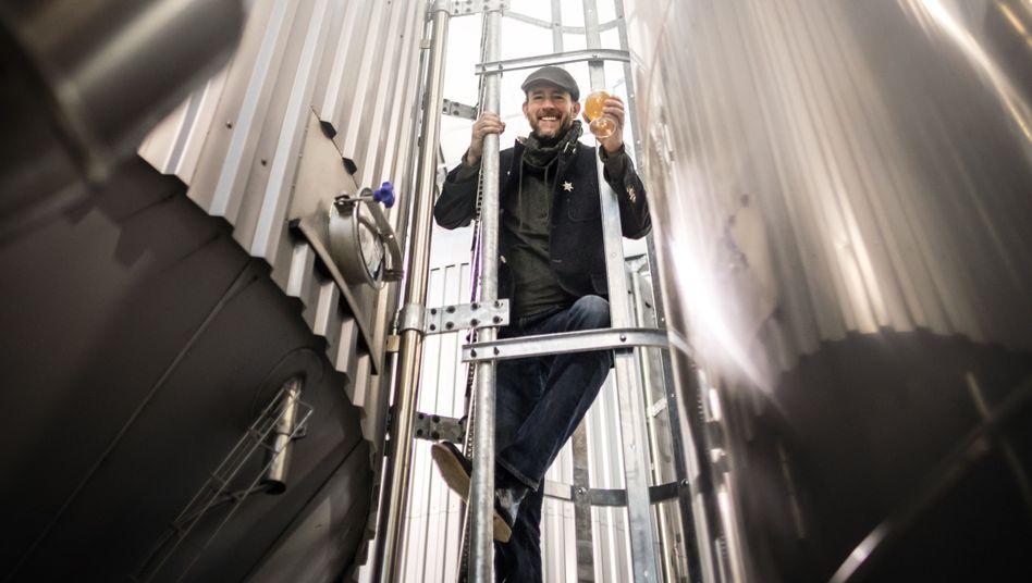 Greg Koch, Mitgründer und CEO der Stone Brewing Company