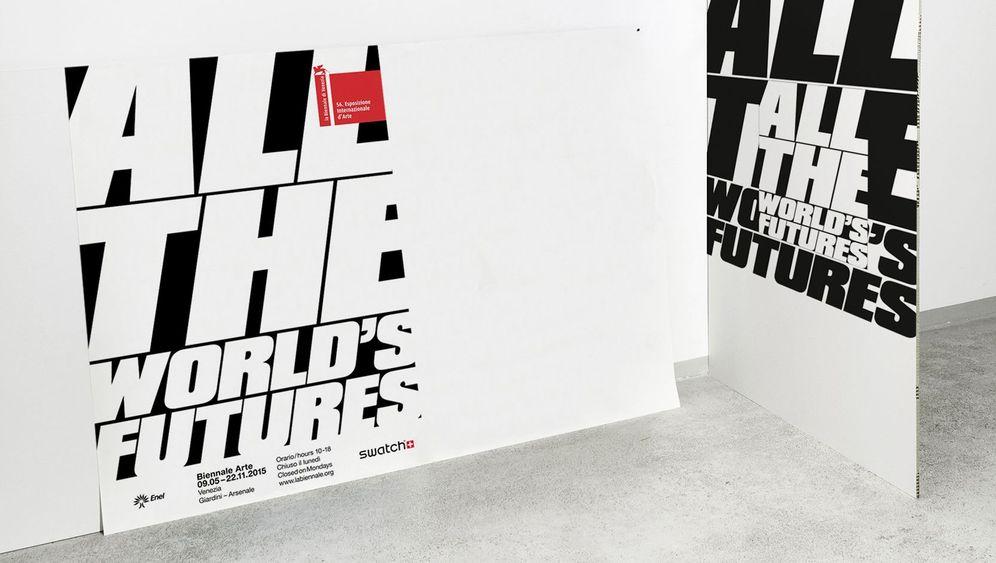Biennale Venedig: Katalog wird zum Künstlerbuch